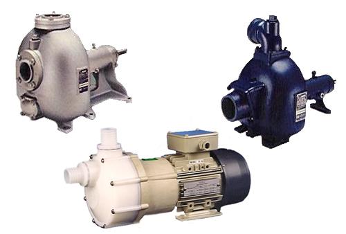Pompes-centrifuges-de-surface-Type-monocellulaire-auto-amorçante