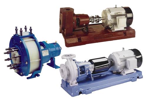 Pompes-centrifuges-de-surface-Type-monocellulaire-bout-d'arbre-nu-NFE-44.121