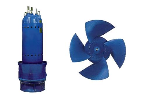 Pompes-centrifuges-immergées-Type-à-hélice