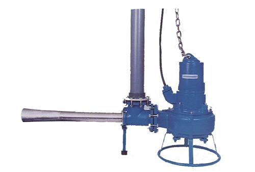 Pompes-centrifuges-immergées-Type-aérateur