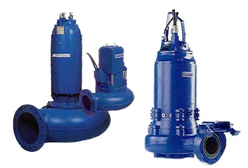 Pompes-centrifuges-immergées-Type-assainissement