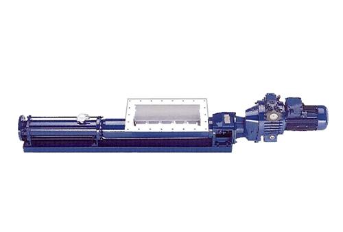 Pompes-volumétriques-rotatives-Type-à-rotor-excentré